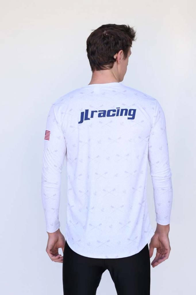 USRowing Men's Long Sleeve Loose-fit Shirt