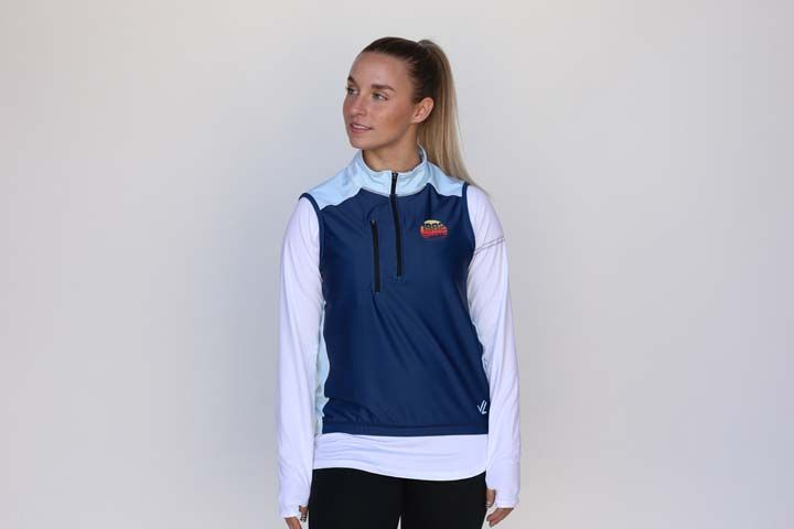 Women's Navy/Light Blue Sequel Turtleshell