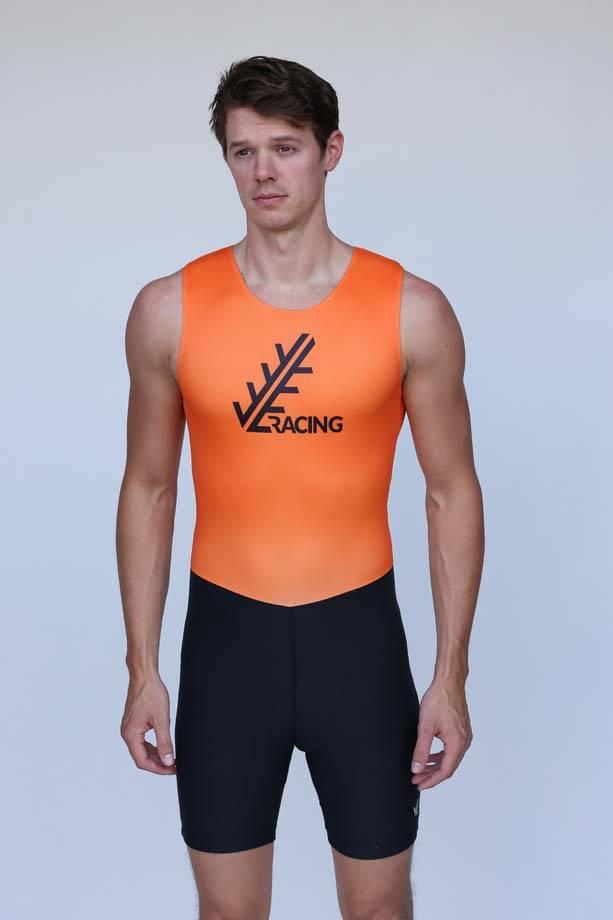 Men's Orange Blade Uni