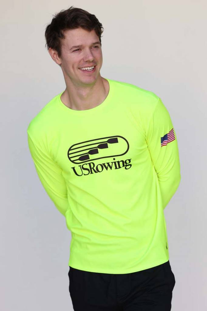 USR  Men's High Viz LS