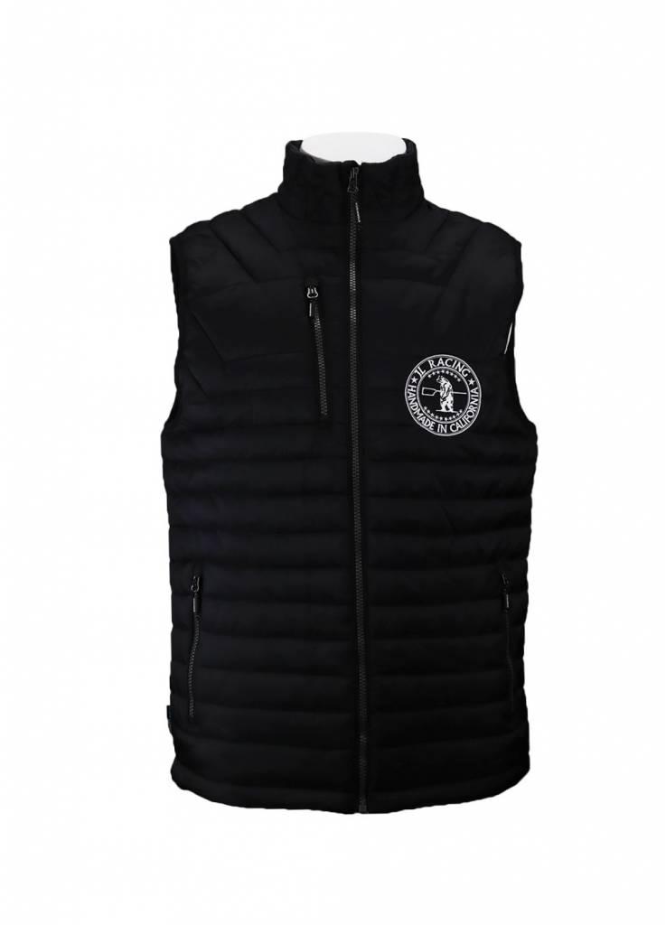Gravity Puffy Vest : Black