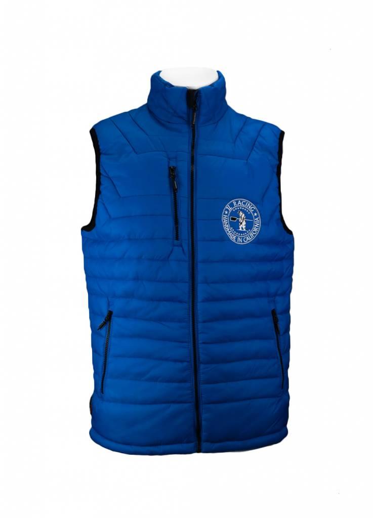 Gravity Puffy Vest : Blue
