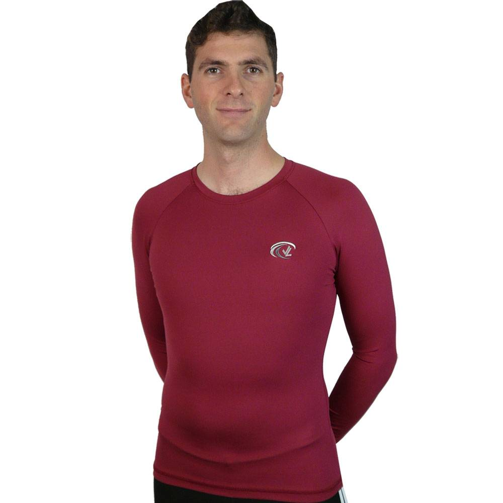 Drywick Tech Shirt : Burgundy