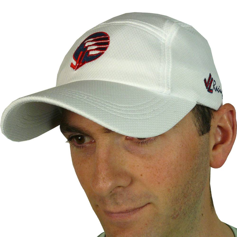 Coolplus Pique Hat : White