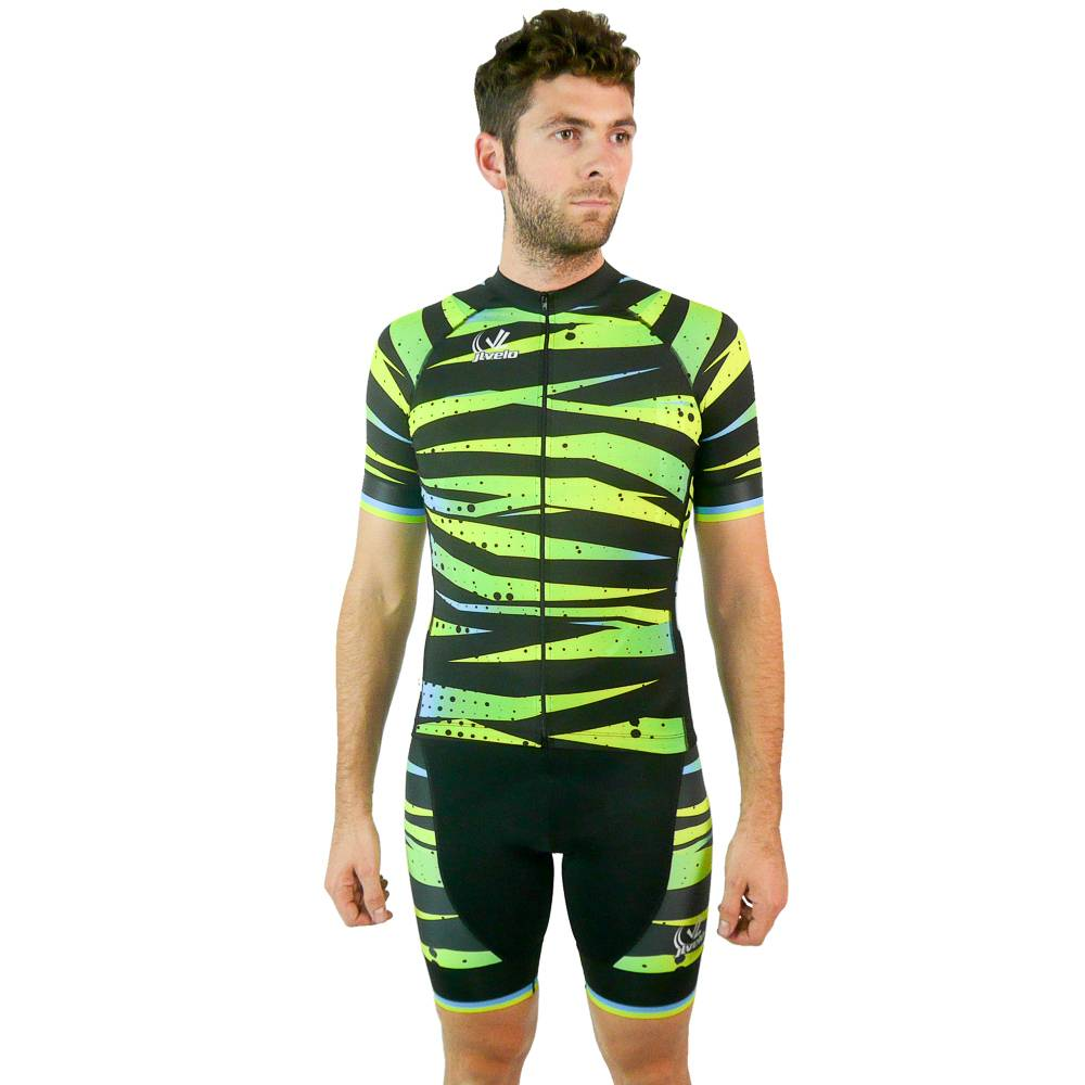 Men's SDP Jersey : Bright Lights Collection