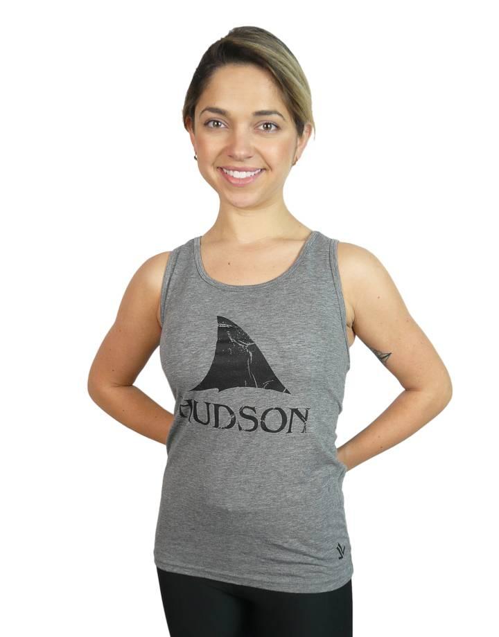 HUDSON Tank Top : Gray