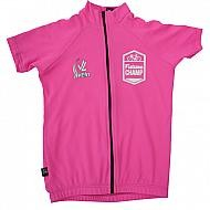 Kid's Future Champ Jersey :Hot Pink