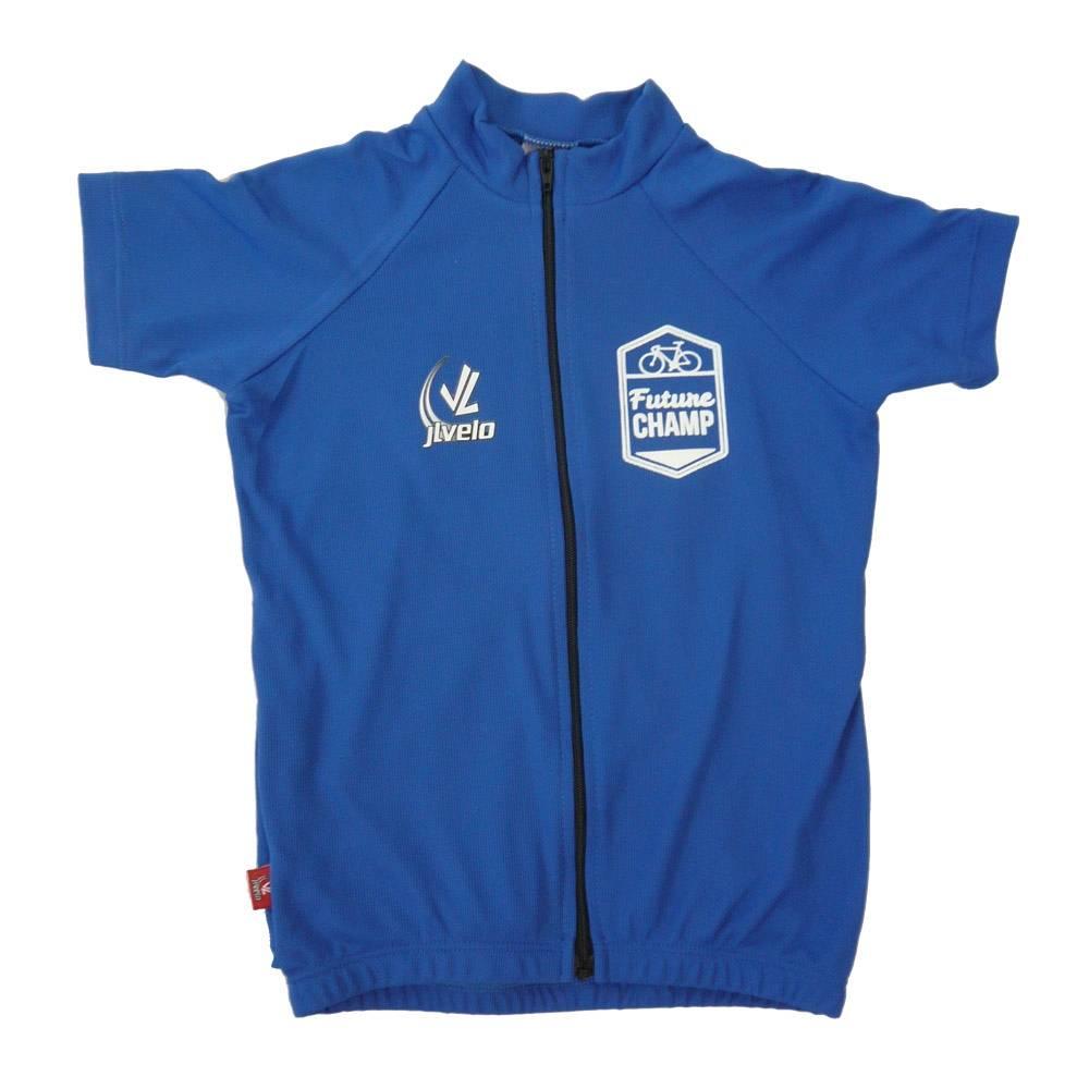 Kid's Future Champ Jersey : Blue