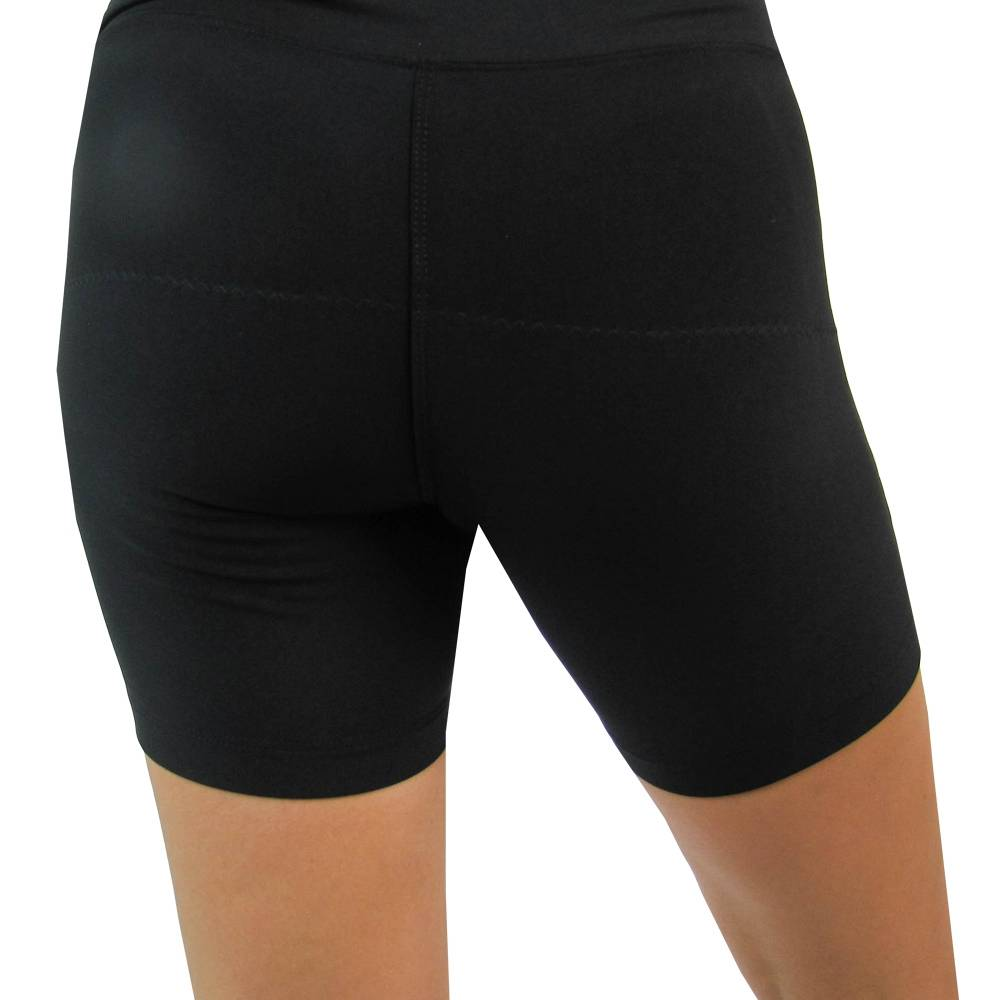 Women's Banded Drywick Trou : Short Cut : Black