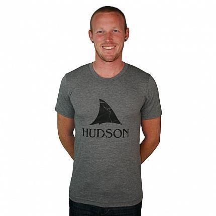 HUDSON Men's  Short Sleeve Tee