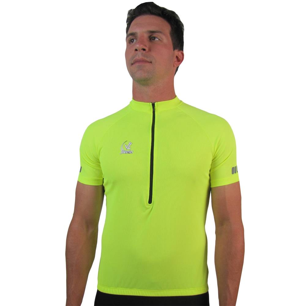 Men's Basic Joe Jersey : Hi Viz