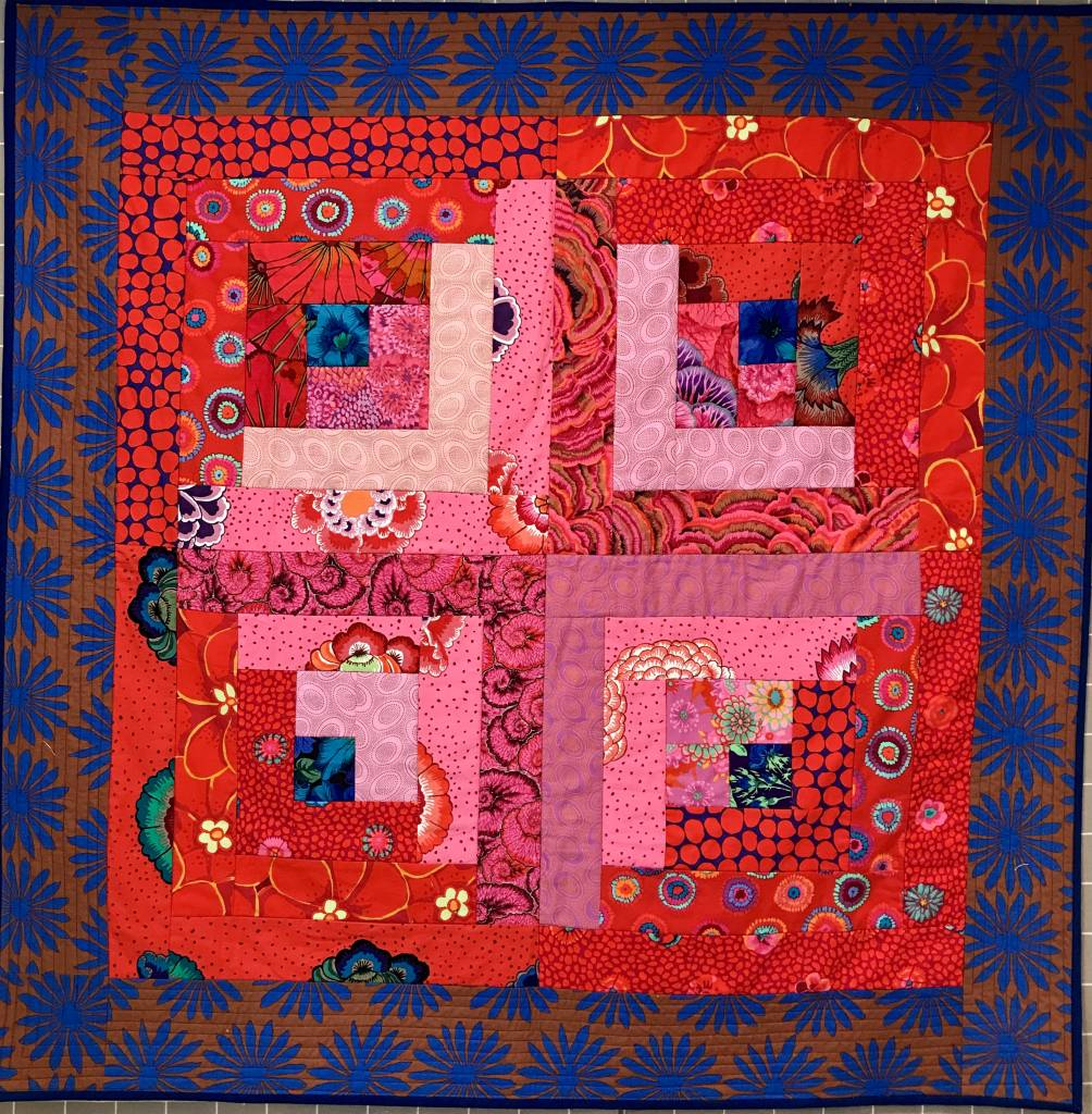 Class -  Beginning Quiltmaking by Michelle Whyman