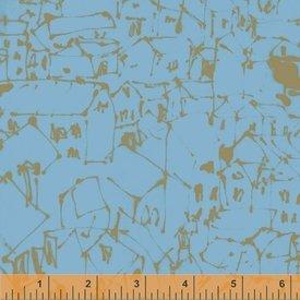 Marcia Derse - Art History 101 - Morning Cezanne Rooftops / 50413-4
