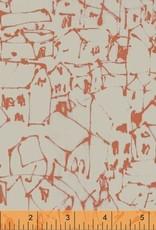AH101 - Copper Cezanne Rooftops