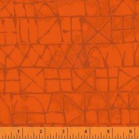 AH101 - Orange Blossom Graphik Klee