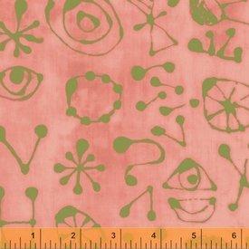 AH101 -  Rose Miro Glyphs