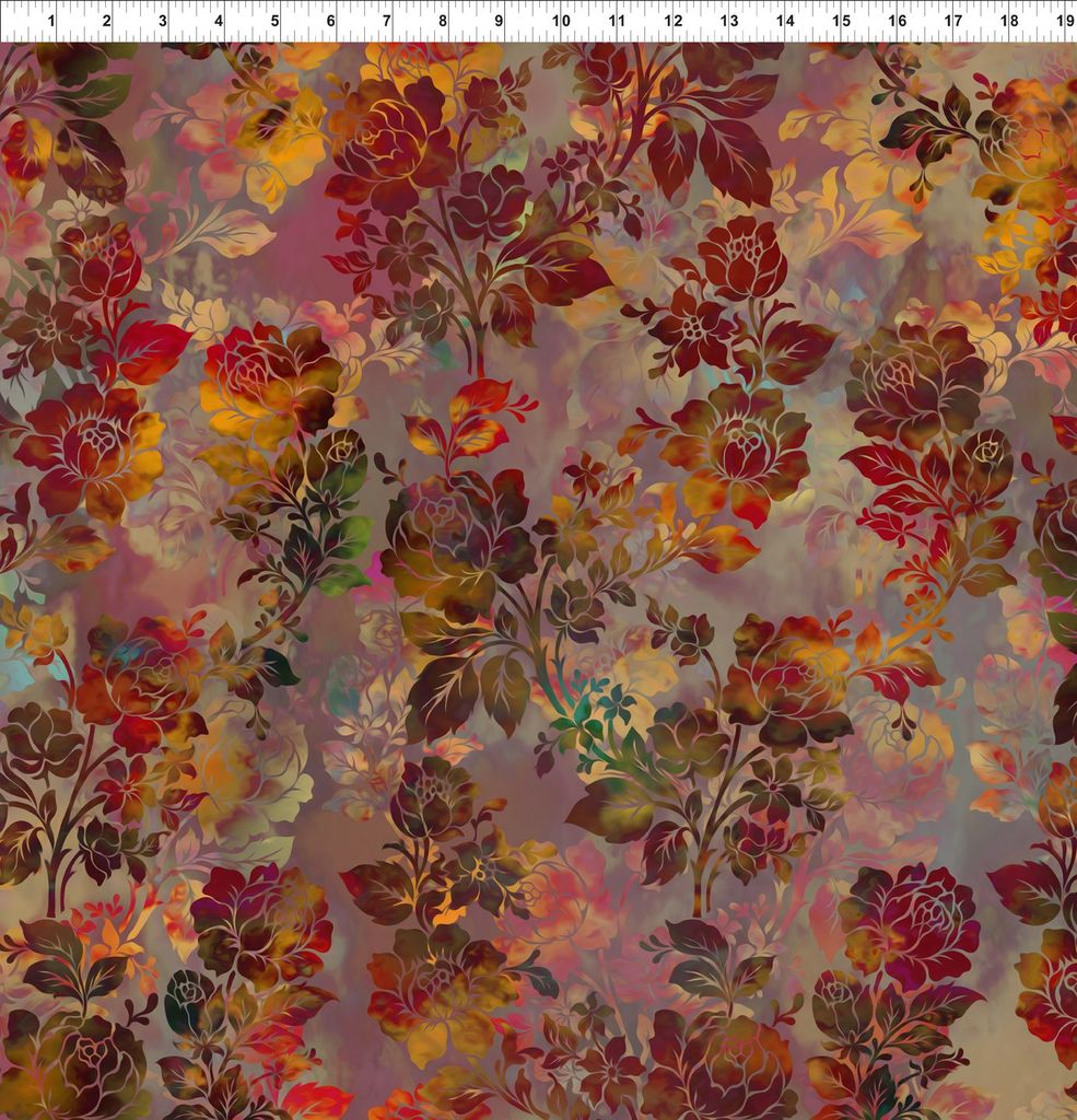 JY - Diaphanous - Mulberry Night Bloom (1ENC2)