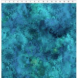 JY - Diaphanous - Teal Mystic Lace (4ENC1)
