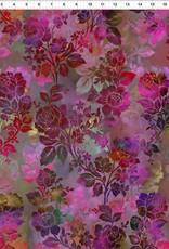 JY - Diaphanous - Magenta Night Bloom (1ENC5)