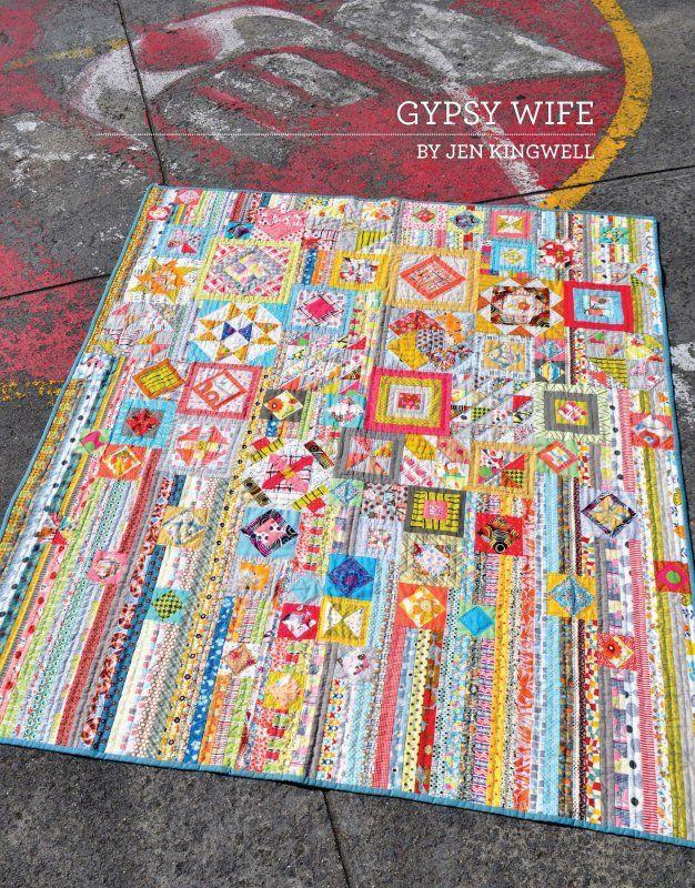 Jen Kingwell - Gypsy Wife Booklet