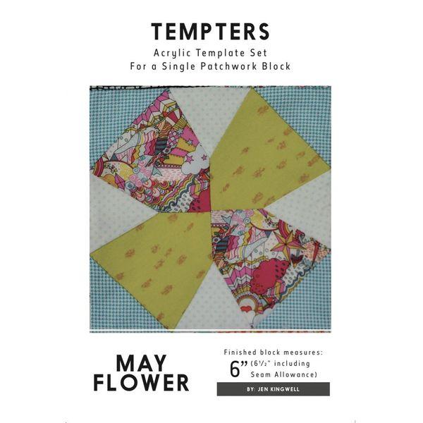 Jen Kingwell - May Flower