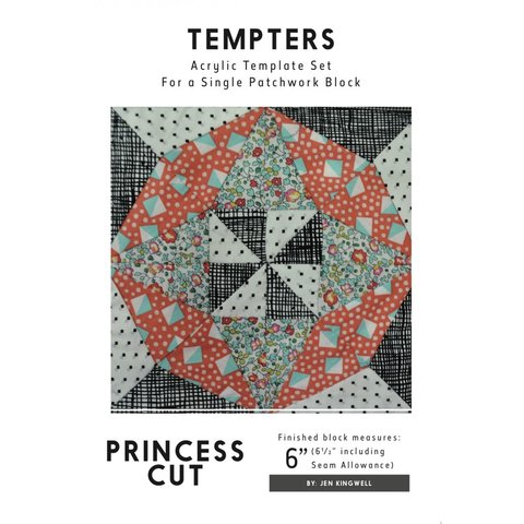 Jen Kingwell - Princess Cut