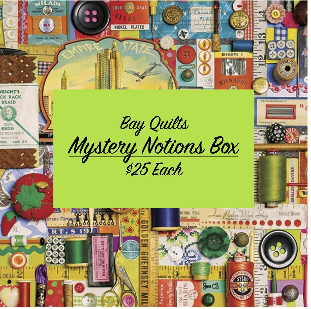 Notions Mystery Box