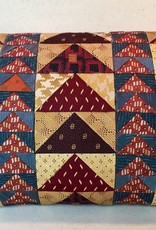 Class - Foundation Piecing / Silk & Salvage #1 - By Sue Fox & Julia  McLeod