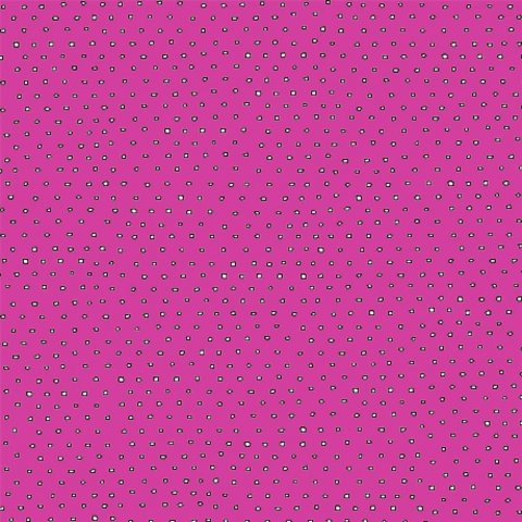Pixie Dots - Hot Pink