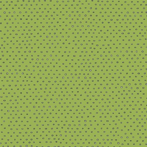 Pixie Dots - Lime