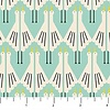 Special Delivery -  Deco Storks / Mint