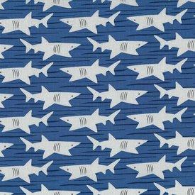 Acadia - Basking Sharks / Navy