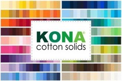 Kona Cotton Solids by Robert Kaufman