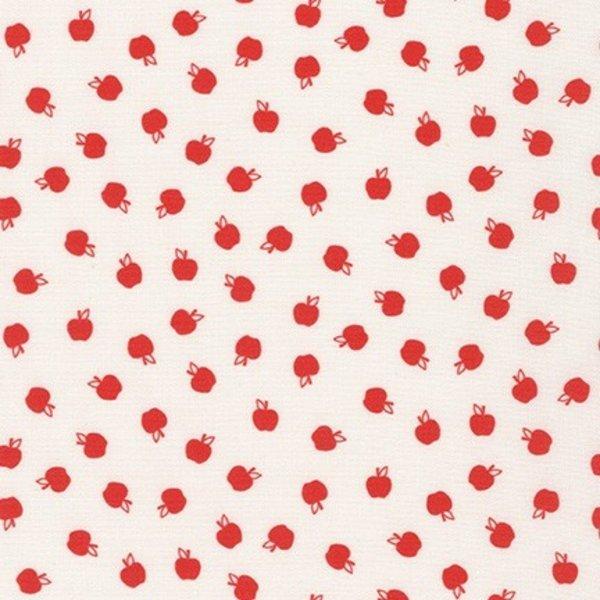 Lighter Side - Red / Apples