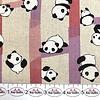 JB02 - Linen / Panda Bear / Pink