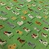 JD02 - Mini Dogs / Green