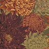 Kaffe - Japanese Chrysanthemum – PWPJ041 – BROWN