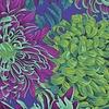Kaffe - Japanese Chrysanthemum – PWPJ041 – GREEN
