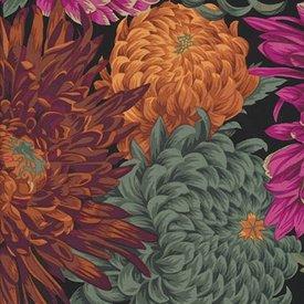 Kaffe - Japanese Chrysanthemum – PWPJ041 – RED