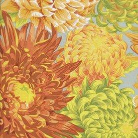 Kaffe - Japanese Chrysanthemum – PWPJ041 – YELLOW