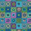 Kaffe - Sunburst – PWGP162 – BLUE