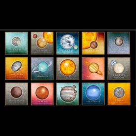 QT - Intergalactic Planets / 26742 -J