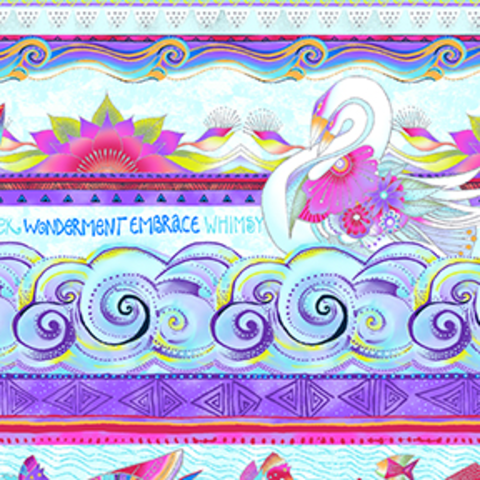 Clothworks - Sea Goddess  /  y2597-100m