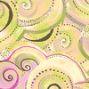 Clothworks - Sea Goddess  /  y2602-60
