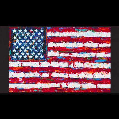 RK - Patriots / AWUD-18411-202 / 24x44 inch Panel