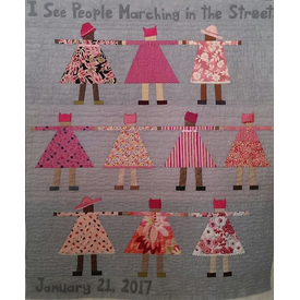 Class - Liberated Techniques - Marching Ladies by Fern Royce