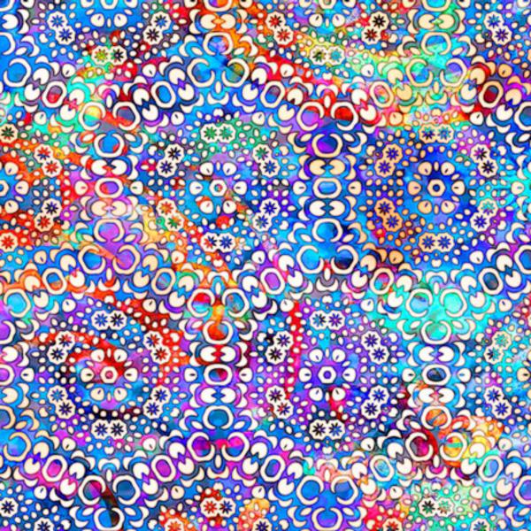 QT - Rhythm / Kaleidoscope / 27100 -B