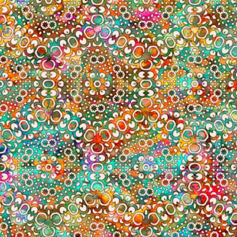 QT - Rhythm / Kaleidoscope / 27100 -E