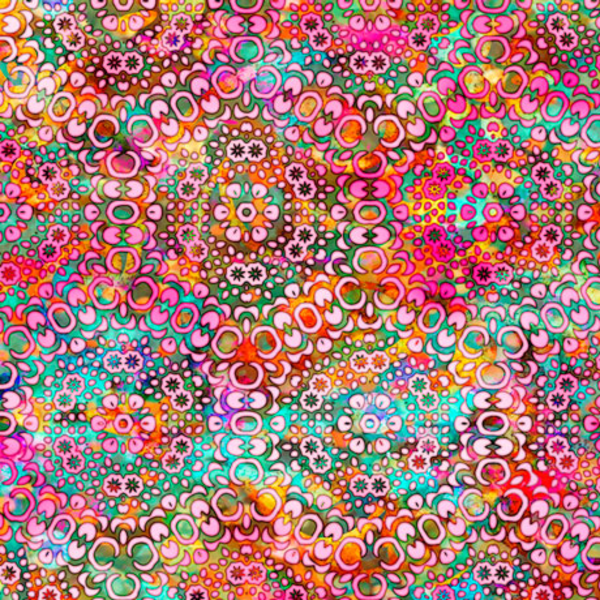 QT - Rhythm / Kaleidoscope / 27100 -P