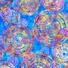 QT - Rhythm / Dotted Circles / 27101 -B